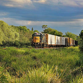HH Photography of Florida - CSX 2789 Freight Train