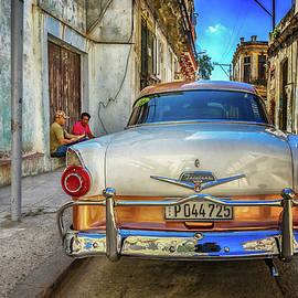 Janet Ballard - Cuban Ford Fairlane