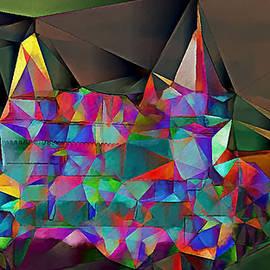 Nicholas Romano - Cubist Castle