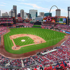 C H Apperson - Cubs at Cardinals 2014