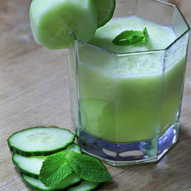 Tracy Hall - Cucumber, Lime and Mint
