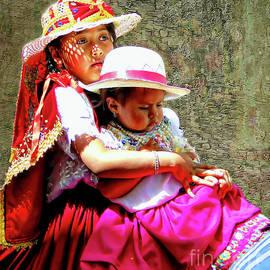 Cuenca Kids 964 by Al Bourassa