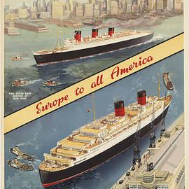 Pd - Cunard Shipping Lines