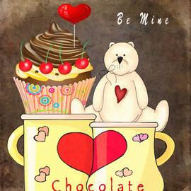 L Wright - Cupcake - Be Mine