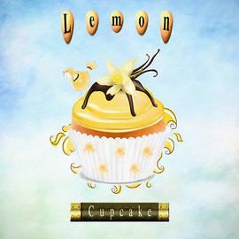 L Wright - Cupcake - Lemon