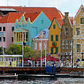 Curacao Willemstad Panorama