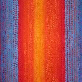 Sol Luckman - Curtain Call original painting