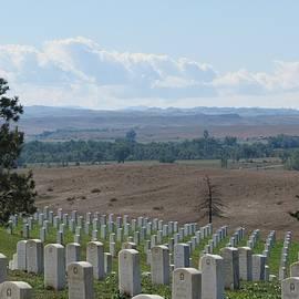 Teresa Lambert - Custer National Cemetery