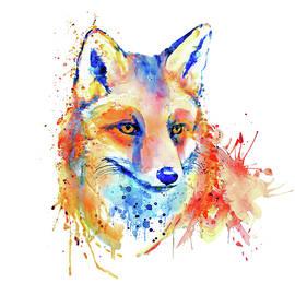 Cute Foxy Lady by Marian Voicu