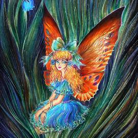 Cute little fairy by Sofia Metal Queen