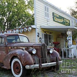 Steve Gass - Cutler General Store, Indiana