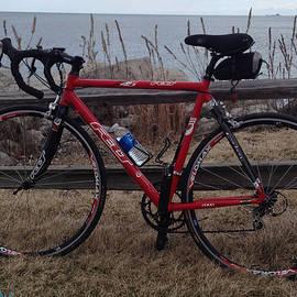 Michael Rucker - Road Racing Bike