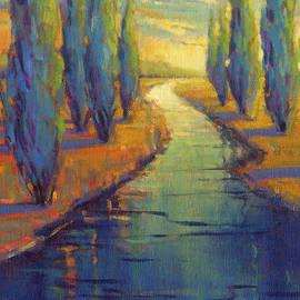 Konnie Kim - Cypress Reflection