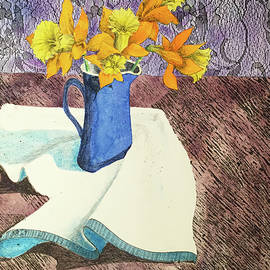 Teresa Ascone - Daffodilly Afternoon