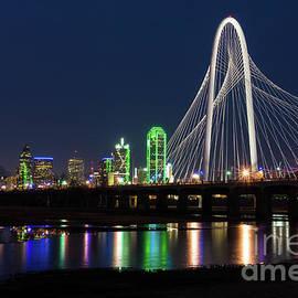 Dallas Bridge View by Jennifer White