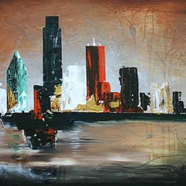 Germaine Fine Art - Dallas Moon