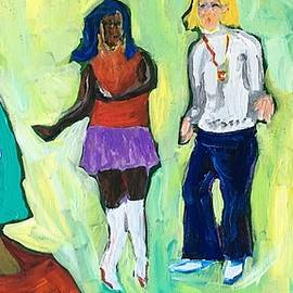 Dance Club A-Go-Go by Brenda Pressnall