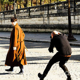 DANCE of PHOTOGRAPHER. by Alexander Vinogradov