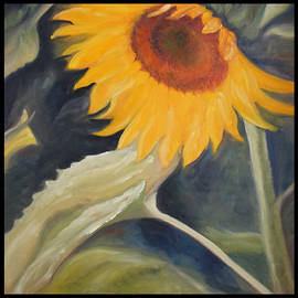 Dance of the Sunflowers by Wendie Thompson