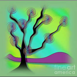 Dance of the Tree by Iris Gelbart