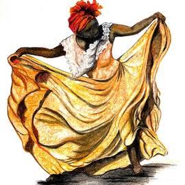 Karin  Dawn Kelshall- Best - Dance The Belair