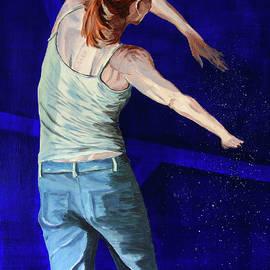 Dancer by Maria Woithofer