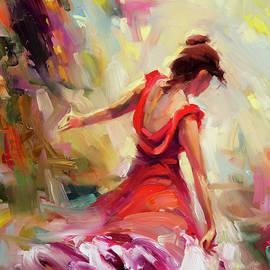 Dancer by Steve Henderson