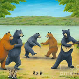 Dancing Bears by Jerome Stumphauzer
