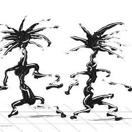 Dancing Couple 5 by Manuel Sueess