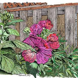 Louise Howarth - Dancing in the Garden