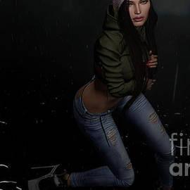 Georgina Hannay - Dancing in the Rain 5