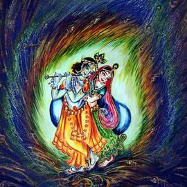 Harsh Malik - Dancing - Radha Krishna by Harsh Malik