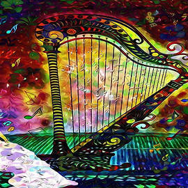 Dancing with The Harp by Swedish Attitude Design