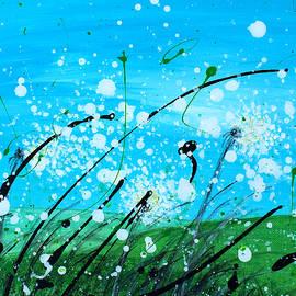Kume Bryant - Dandelions in the Wind