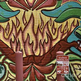 Dante's Inferno - Customers Only by Norman Gabitzsch