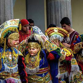 Totto Ponce - Danza Folklorica - Guatemala A