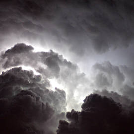 Dark and Lightning by Ally White