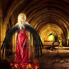 Svetlana Sewell - Dark Angel