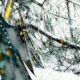 Katrina Britt - Dark Fairy Tale - Mosaic Abstract