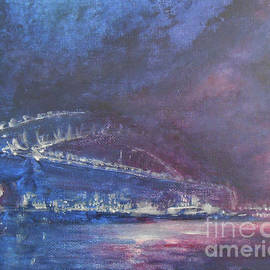 Jane See - Dark night and The Bridge