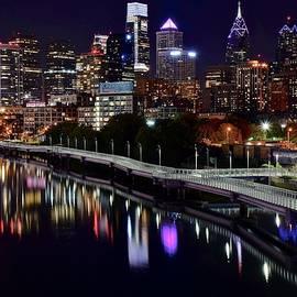 Frozen in Time Fine Art Photography - Dark Night in Philadelphia