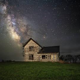 Aaron J Groen - Dark Place / Huron