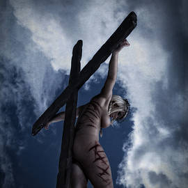 Ramon Martinez - Dark Sky Crucifix