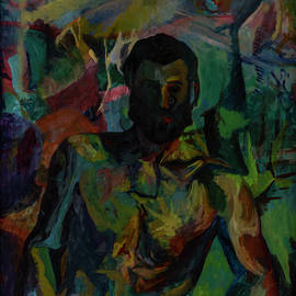 Lynne Guess - Dark Tropical Man
