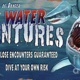 Dark Water Adventure by James Piazza