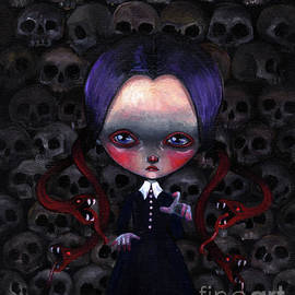 Akiko Okabe - Darkness Halloween