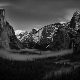 Troy Montemayor - Darkness on Yosemite Valley