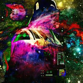 Aurelio Zucco - Darth Vader Abstract X