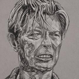 Robert Yaeger - David Bowie Portrait