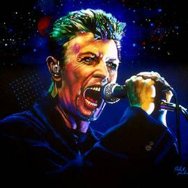 David Bowie by Robert Korhonen